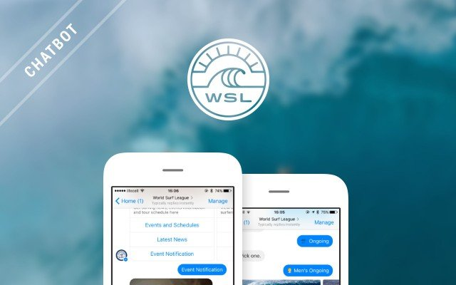 World Surf League Bot