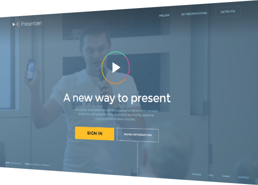 Presentain - The most convenient presentation app, according to US Air Force