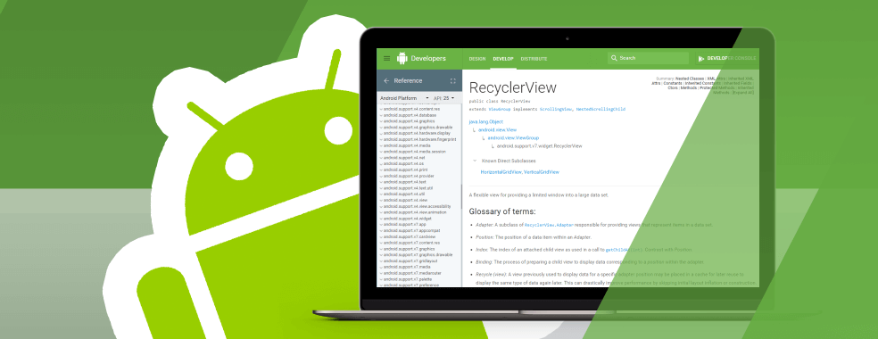 RecyclerView Tips and Recipes
