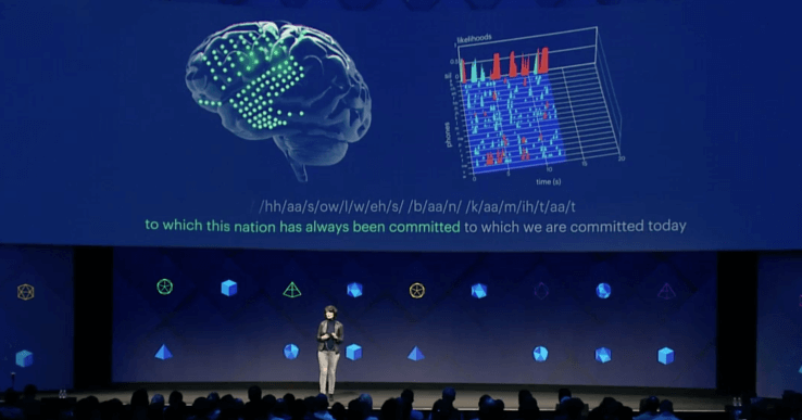 Regina Dugan f8 facebook brain interface