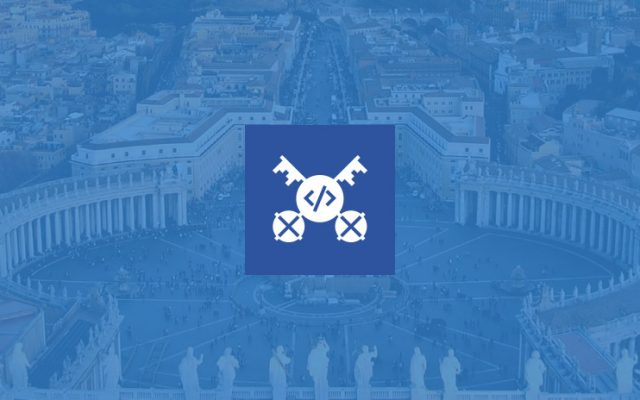 Read blogpost Master of Code attends VHacks, The Vatican's very first Hackathon