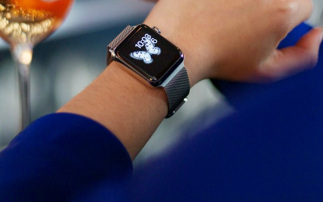 Taking a Glimpse at Apple Watch Apps