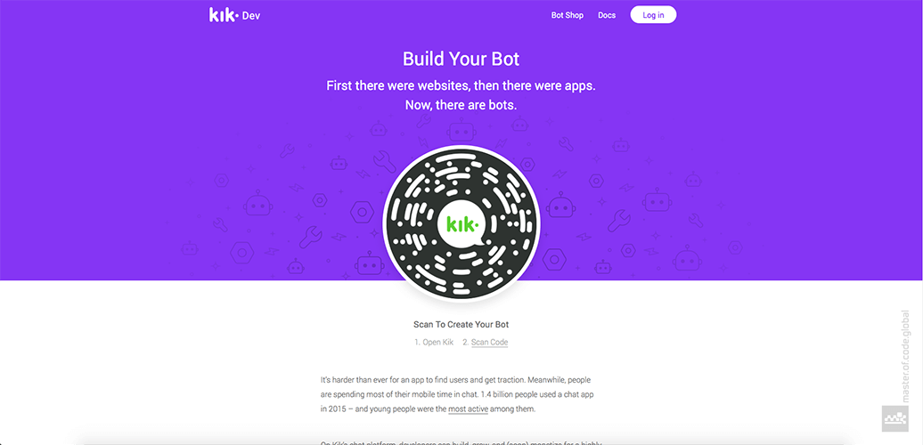 How to make Kik Bots