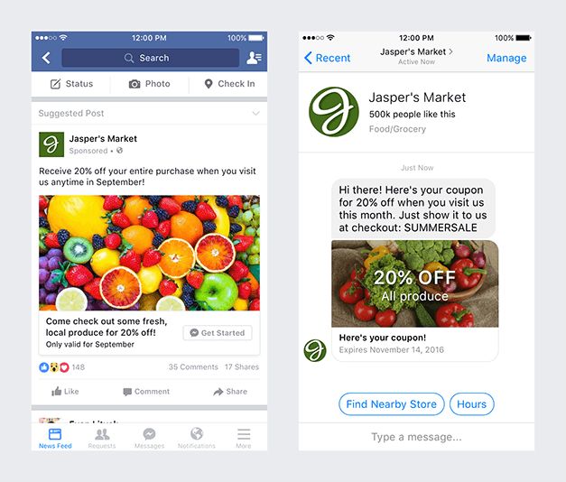 Messenger Conversation Ads to Get More Users For Chatbot Apps