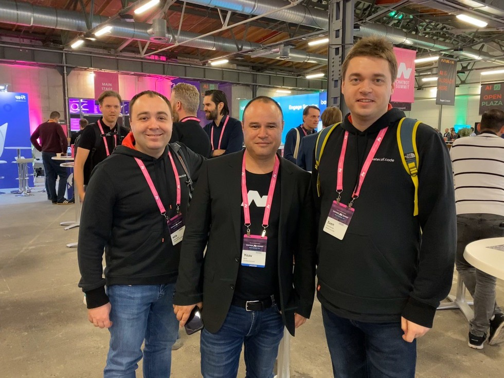 Chatbot Summit Berlin 2019