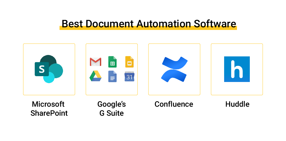 Best Document Generation Software in 2020