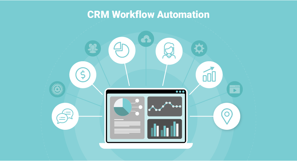 What is CRM Workflow Automation?